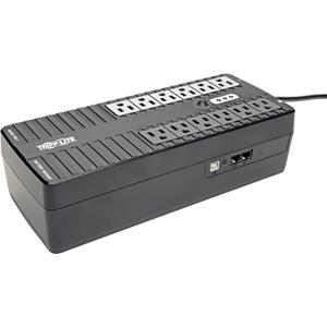 Tripp Lite UPS 750VA 450W Desktop Battery Back Up Compact 120V 50/60Hz USB RJ11 PC