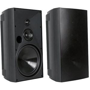 Proficient Audio AW830 3-way Speaker - 175 W RMS - Black