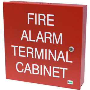 SAE TC2 Alarm Control Panel Cabinet