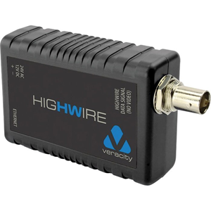 Veracity VHWHW Highwire Ethernet over Coax Converter Module