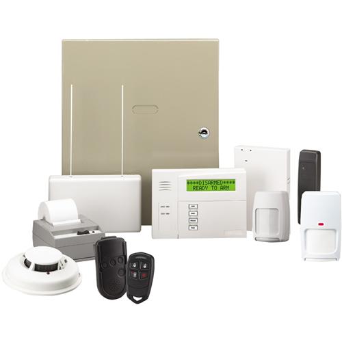 Honeywell Home Commercial Burglary Alarm Control Panel (UL Listed)