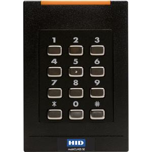 HID multiCLASS SE® RPK40 Multi-technology Smartcard Reader with Keypad