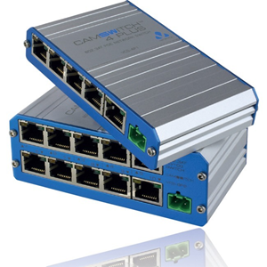 Veracity CAMSWITCH Plus VCS-4P1 Ethernet Switch