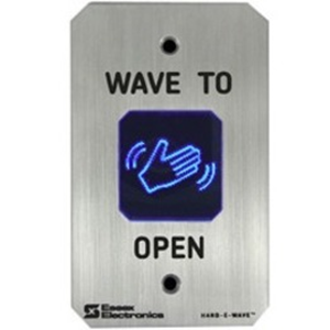 Essex Electronics Hand-E-Wave Stainless Steel Hands Free Switch