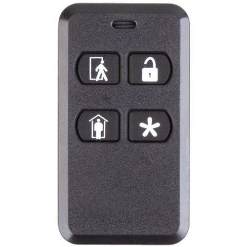 2GIG 4-Button Key Ring Remote