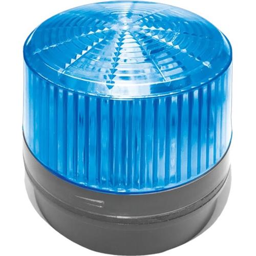 W Box Rainproof Strobe - Blue