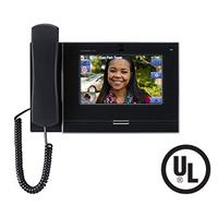 """Ip Video Master Station 7"""" Tchscreen Prvcy Hs Blk"""