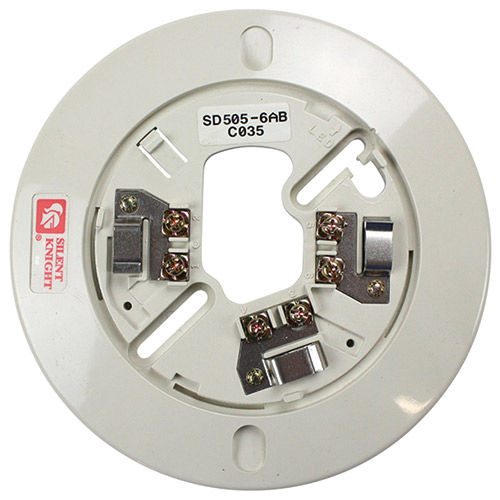 Silent Knight SD505-6AB Smoke Detector Base